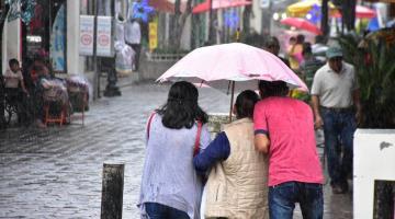 Prevé Conagua lluvias de hasta 50 milímetros este viernes en Tabasco