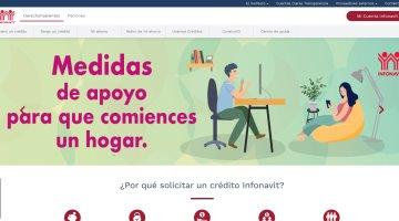 """Exhorta Infonavit a derechohabientes a usar la plataforma """"mi cuenta"""" para no acudir a las oficinas y evitar contagios"""