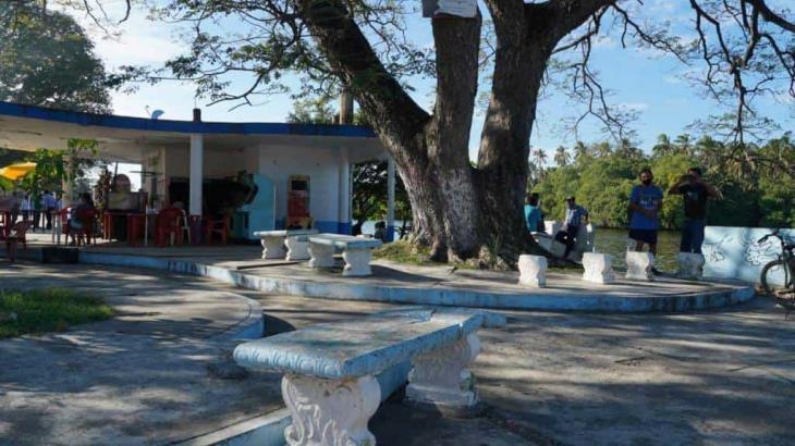 Anuncian rescate del Malecón del Cangrejo Azul en Paraíso y del centro de convivencia infantil en Cunduacán