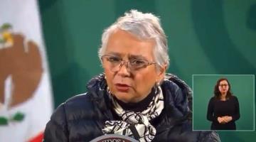 La salud del presidente AMLO está mejorando rápidamente, actualiza Olga Sánchez