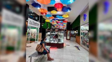 Reportan agresiones contra guardias de seguridad en plaza comercial de Villahermosa, por hacer cumplir medidas sanitarias