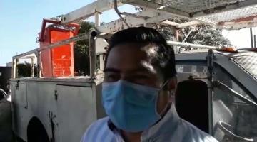 Sin vacaciones más de 350 operadores de cárcamos en Centro... desde el inicio de la pandemia