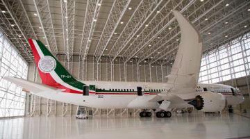 Busca AMLO que empresarios adquieran el avión presidencial ante dificultad de venderlo