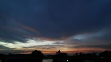 Se prevén lluvias de hasta 75 mm en Tabasco ante ingreso de un nuevo frente frío