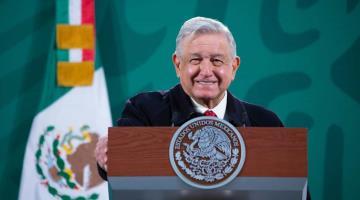 Reitera Obrador compromiso de no aumentar el costo de los energéticos en el país