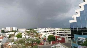 Prevén escasa lluvia para hoy en Tabasco; el jueves ingresaría el frente frío 37