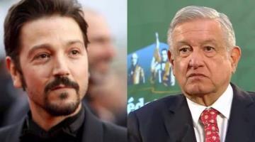 Pide Diego Luna a López Obrador actuar diferente ante denuncias hechas a Félix Salgado Macedonio