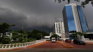Prevé CONAGUA lluvias fuertes en Tabasco, por nuevo Frente Frío