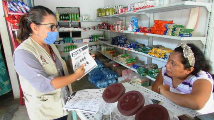 Suman 653 los establecimientos suspendidos por incumplir protocolos sanitarios contra el Covid
