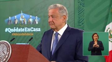 Visitará Obrador estados donde habrá elección de gobernadores antes de que inicien las campañas