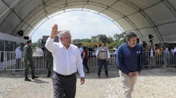 Vendría López Obrador entre marzo o abril a Tabasco, ventila edil de Centro