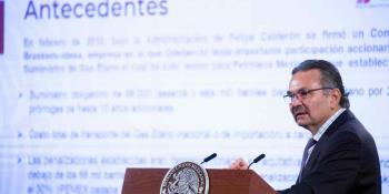 Por austeridad, PEMEX ya no renovó contrato con Fitch Ratings; se ahorra 7 mdp, justifica Octavio Romero