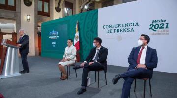 Bienvenidas las mujeres al Zócalo o a las plazas el 8 de marzo: López Obrador
