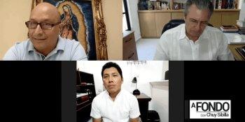 Desde el inicio de la pandemia, tabasqueños han vivido su propio Vía Crucis, reflexiona padre Roberto Valencia