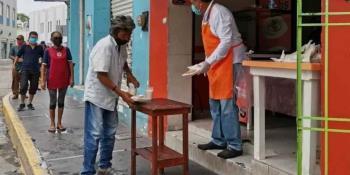 Ha entregado CaldiTaco 31 mil platillos de comida a personas afectadas por Covid-19