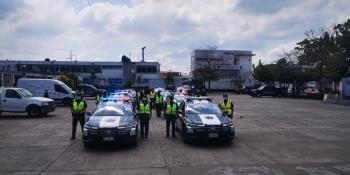 Pone PEC en marcha operativo vial en seis municipios