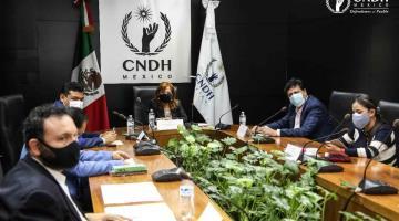 Signa CNDH convenio con Bienestar para vigilar que no se condicionen programas sociales