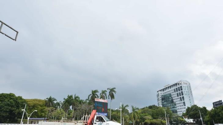 Prevé Conagua posibilidad de lluvia para el fin de semana en Tabasco