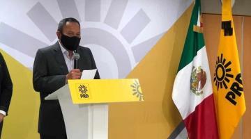 Critica PRD que Morena golpee al INE... para instalar una dictadura y realizar elecciones de estado