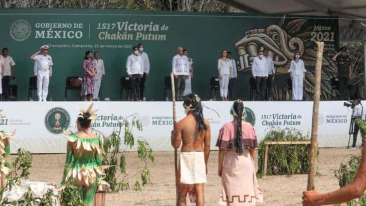 """Pedirá Obrador """"perdón"""" al pueblo maya el próximo lunes en Q. Roo ante despojo y mal trato de pasados gobernantes"""