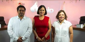 Dan la bienvenida a Edith Yolanda Jerónimo, como nueva comisionada del ITAIP
