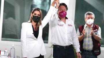 Evita AMLO hablar de designación de hija de Salgado Macedonio como candidata de Morena al gobierno de Guerrero