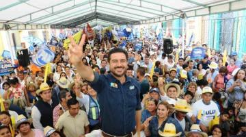 Diputado federal de Morena denuncia a Miguel Ángel Yunes ante la FGR, por lavado de dinero y crimen organizado