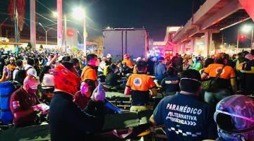 Culpar a la austeridad del accidente de la Línea 12 del Metro es un absurdo y completa barbaridad: Batres