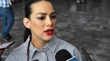 """""""Lamenta"""" Ingrid Rosas bloqueo legislativo de Morena en la comisión de Desarrollo agropecuario, forestal y pesquero"""