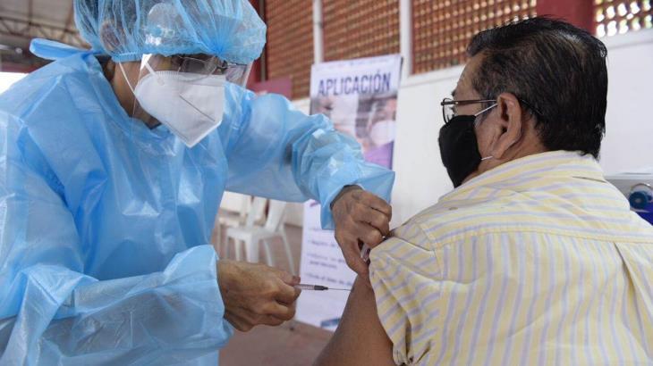 Iniciará el martes vacunación anticovid al personal del sector educativo en Tabasco