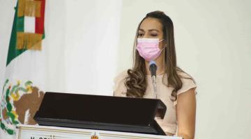"""Propone Ingrid Rosas reforma para evitar que propuestas de interés y urgentes vayan a la """"congeladora"""""""
