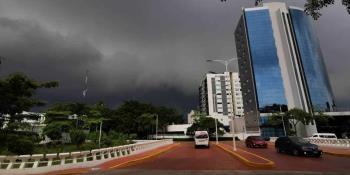 Podría haber lluvias muy fuertes mañana jueves en Tabasco