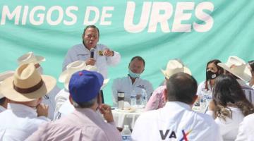 Acusa Jesús Zambrano a AMLO de utilizar a la FGR para perseguir a opositores