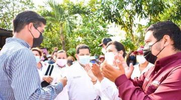 "Ex secretario particular de Arturo Núñez se ""suma"" a candidata de Morena a la alcaldía de Centro"