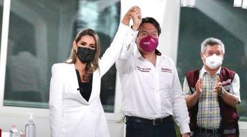 Rechaza Evelyn Salgado participar en el debate de candidatos a la gubernatura de Guerrero