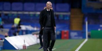 Zidane dejaría el Real Madrid al término de la temporada