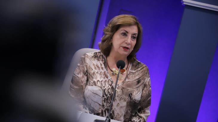 Tabasco regresaría a semáforo rojo a mediados de julio: Silvia Roldán
